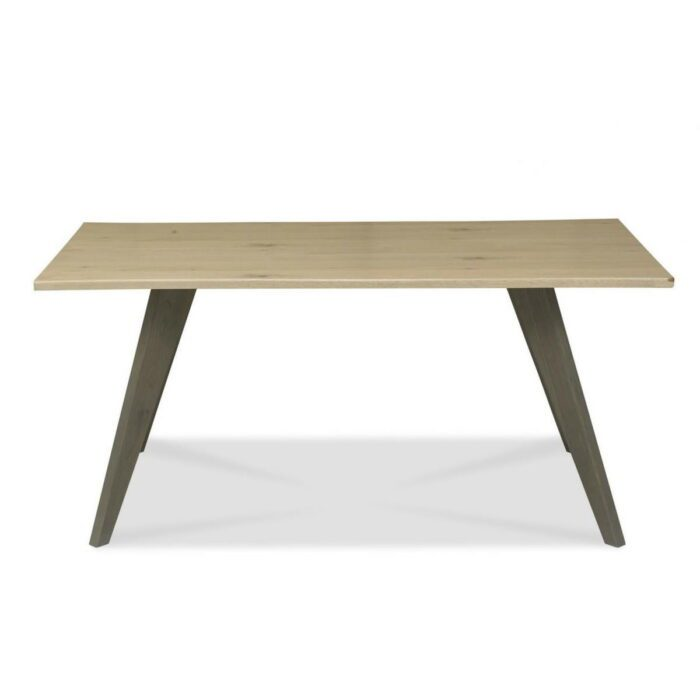 Weathered Oak Dining Table