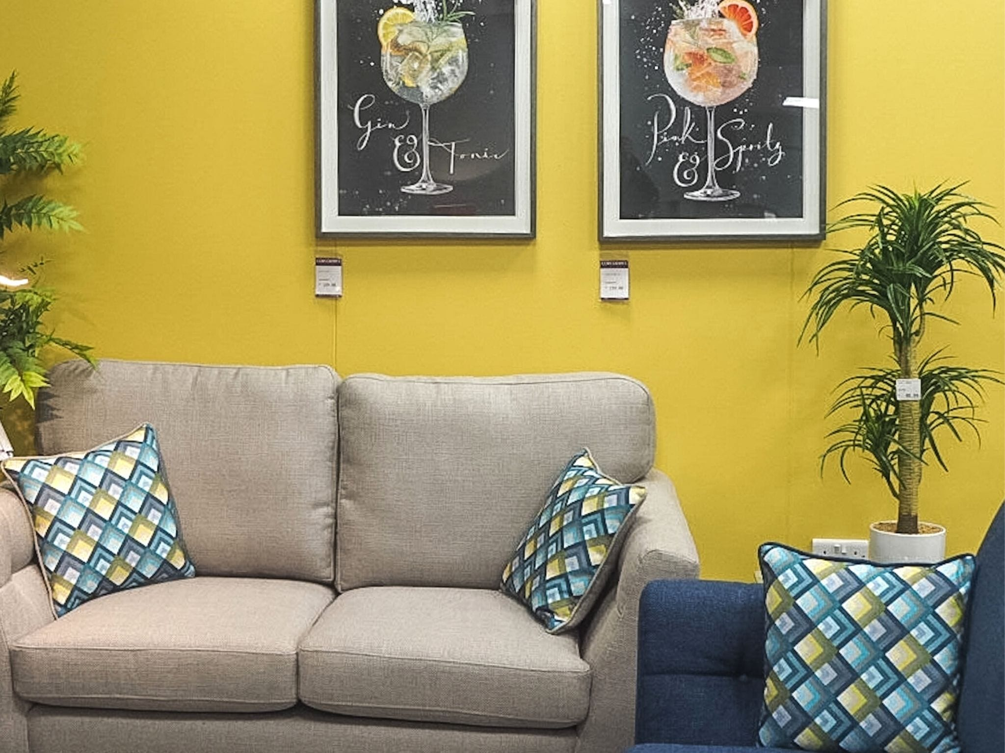 Rosecrea 2 Seater Sofa