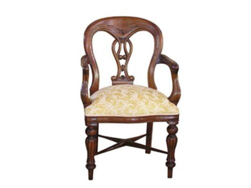 Wooden Carver Dining Chair