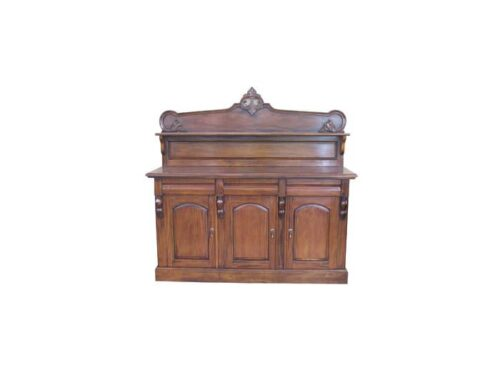 French 3 Door Chiffonier Sideboard