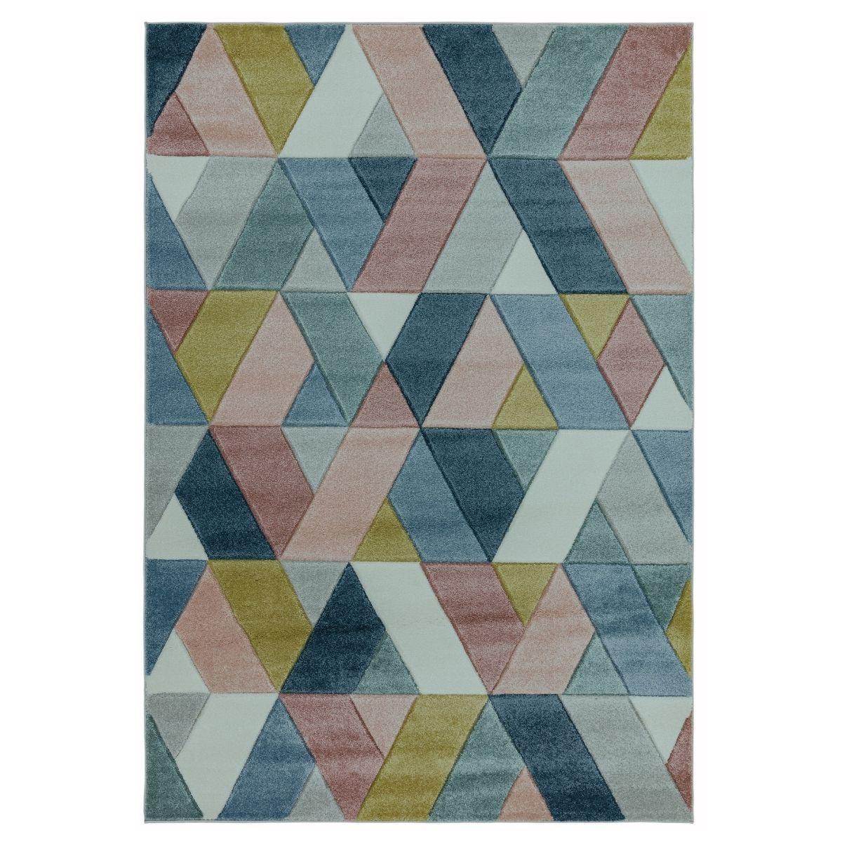 Howie Navy Double Wardrobe