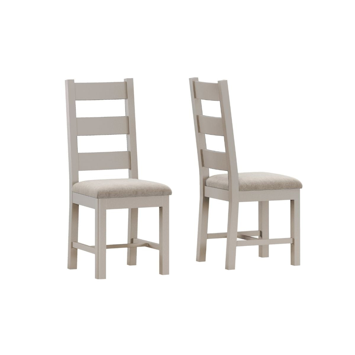 Wood Grey Dining Chair