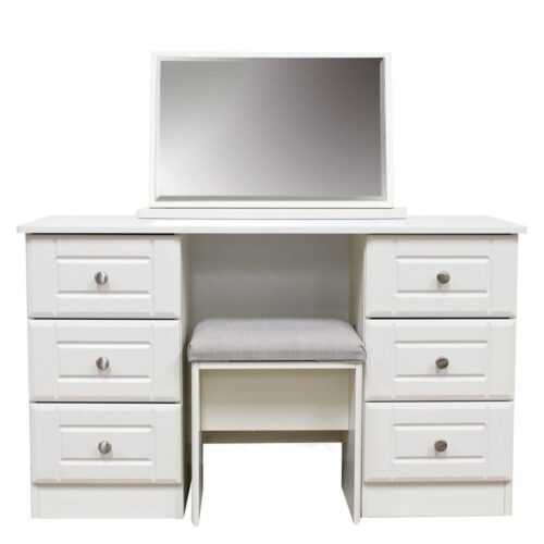 6 Drawer Dressing Table