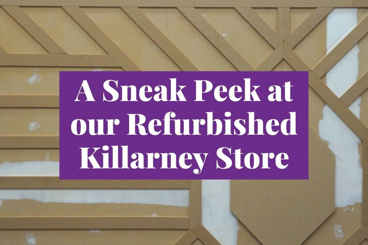 All is Merry & Bright at our Newly-Redesigned Killarney Store