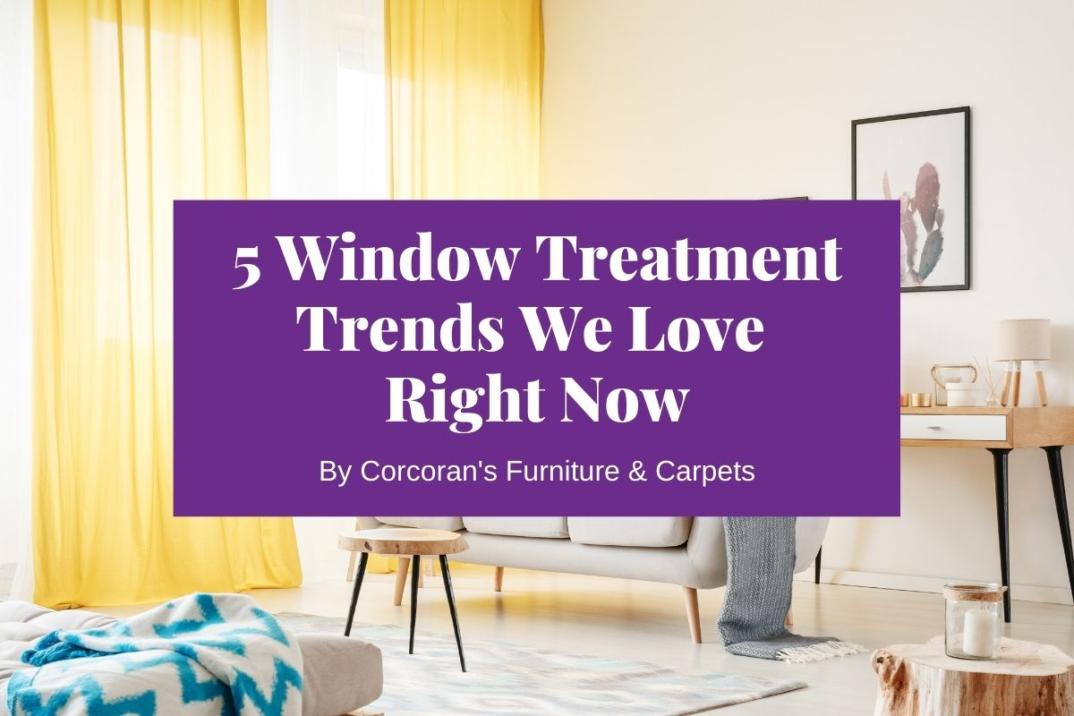 Charming Curtains and Bold Blinds: 5 Window Treatment Trends We Love Right Now