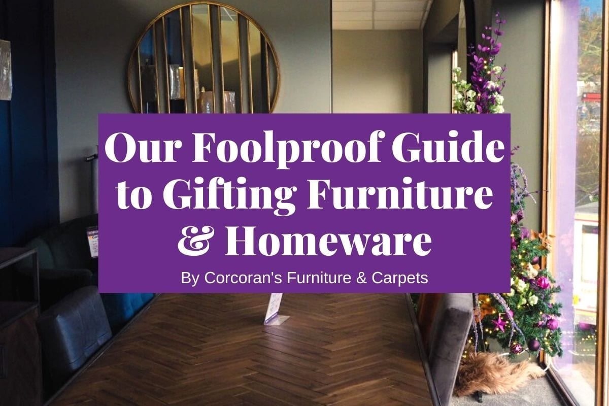 A Sofa Under the Tree: Our Foolproof Guide to Gifting Furniture & Homeware