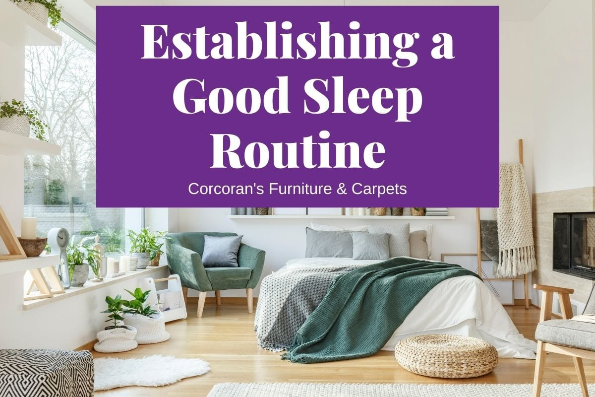 Establishing a Good Sleep Routine