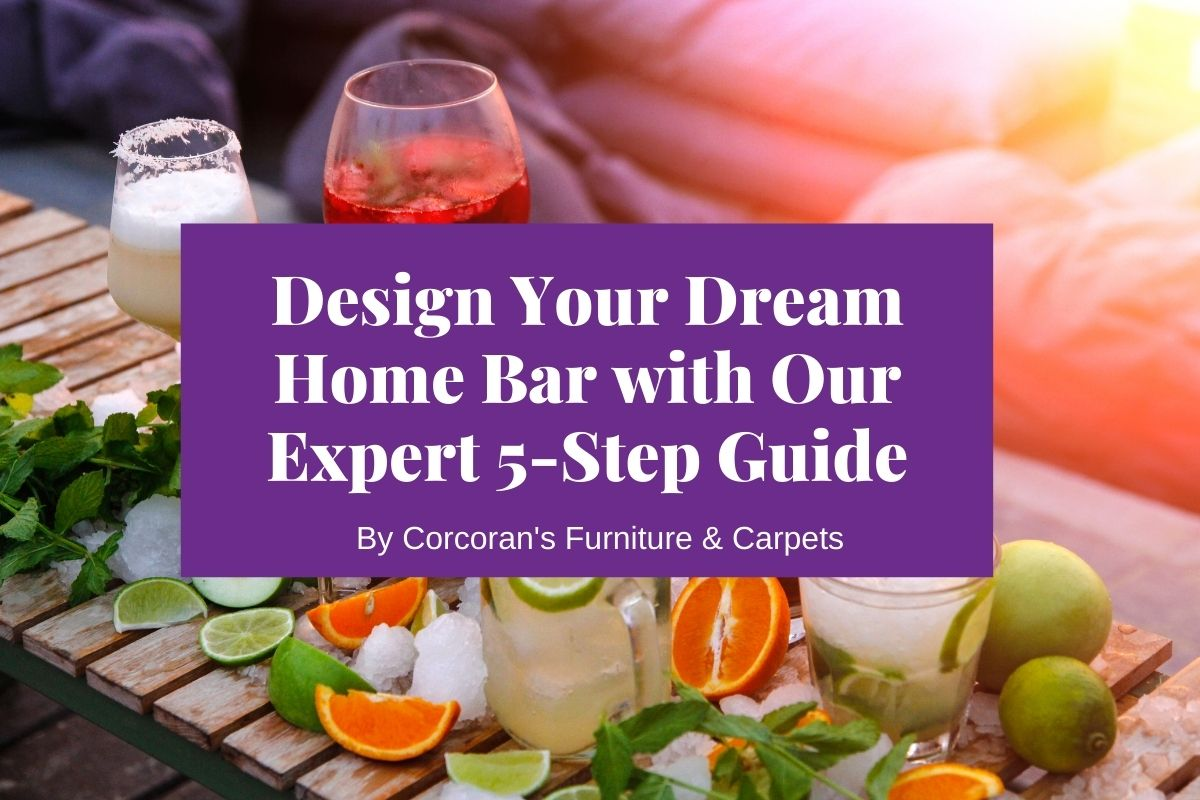 Design Your Dream Home Bar (and Find Your New Favourite Cocktail with Our Quiz!)