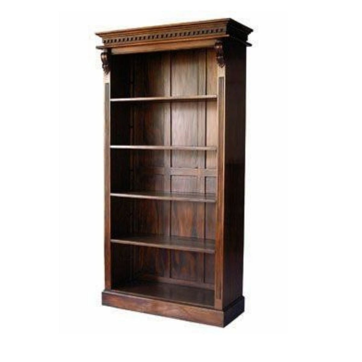 French Open Bookcase 1