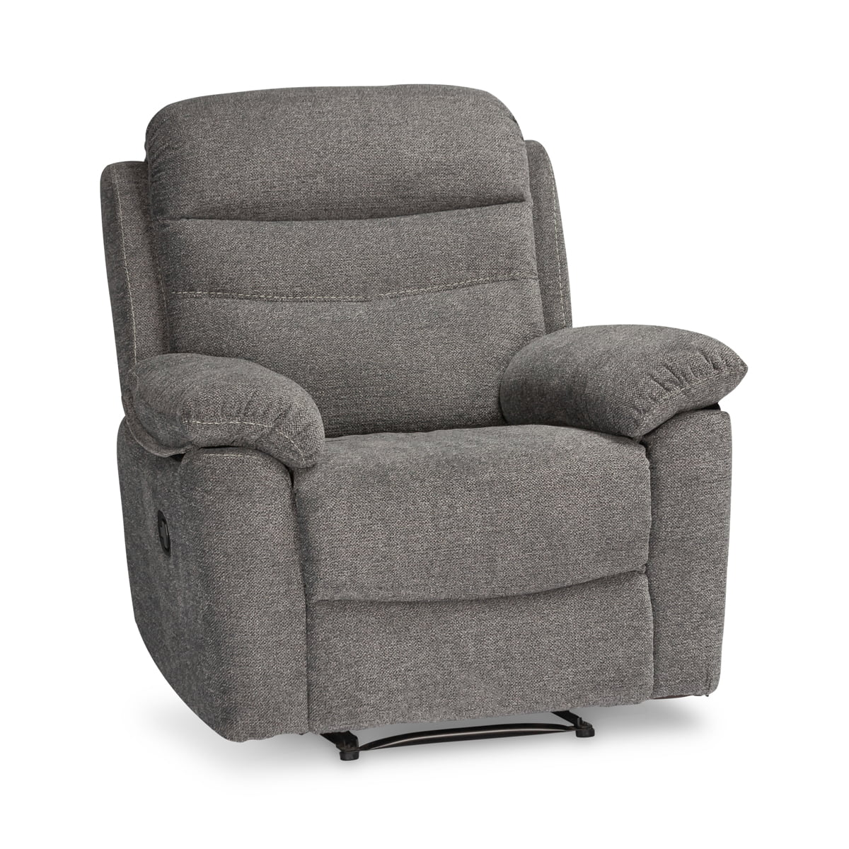 Bellmore Grey 1 Seater Recliner