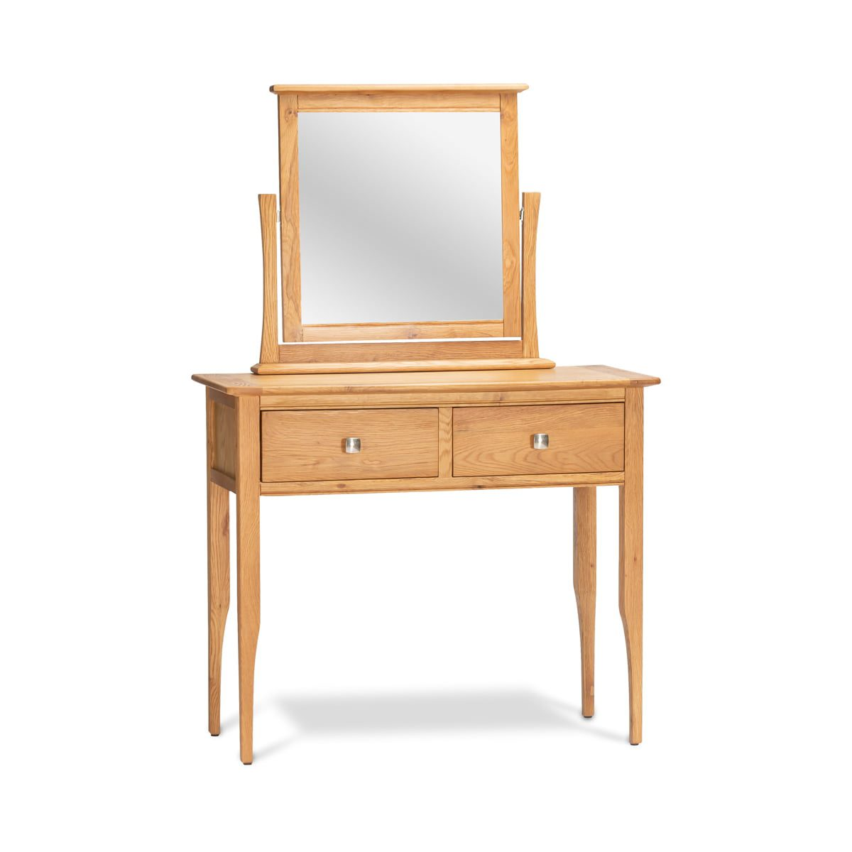 Lagan Oak Dressing Table