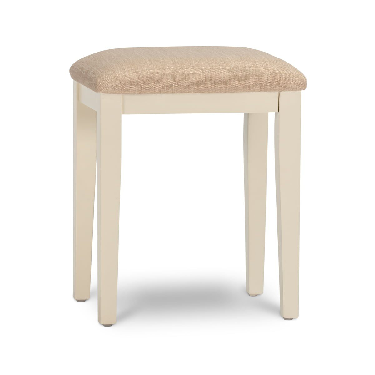 Taupe Dressing Table Stool