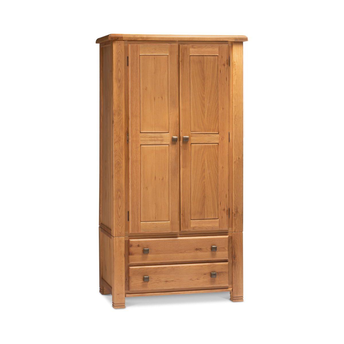Dunloe Double Wardrobe