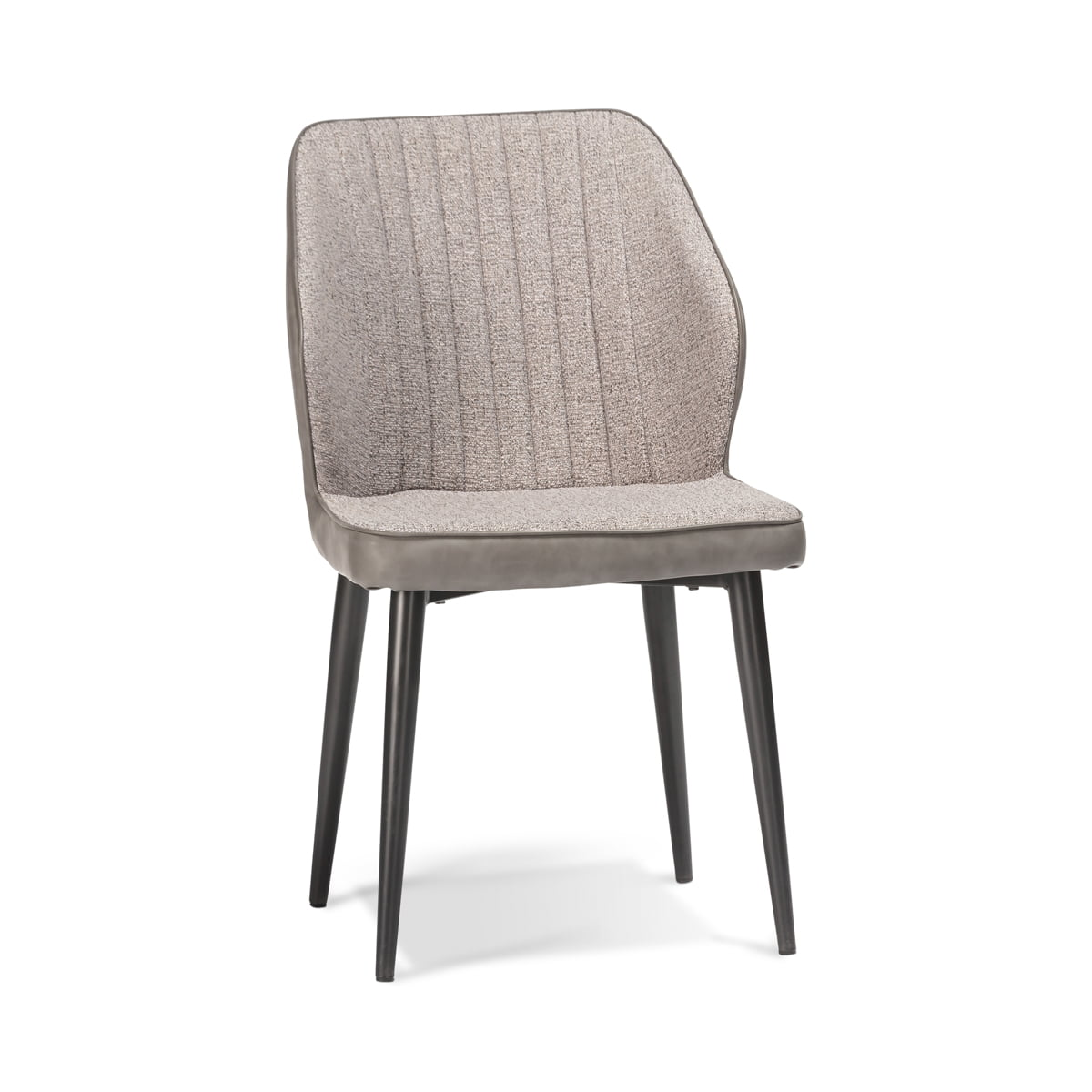 Brentwood Two-Tone Grey Dining Chair