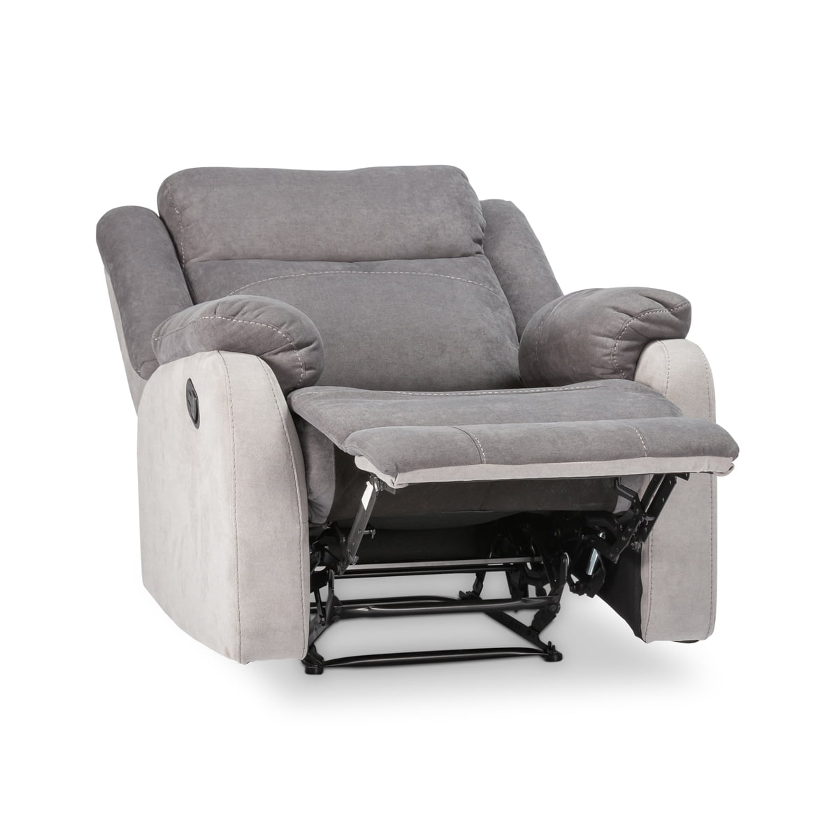 Eiljah Two-Tone Armchair Recliner