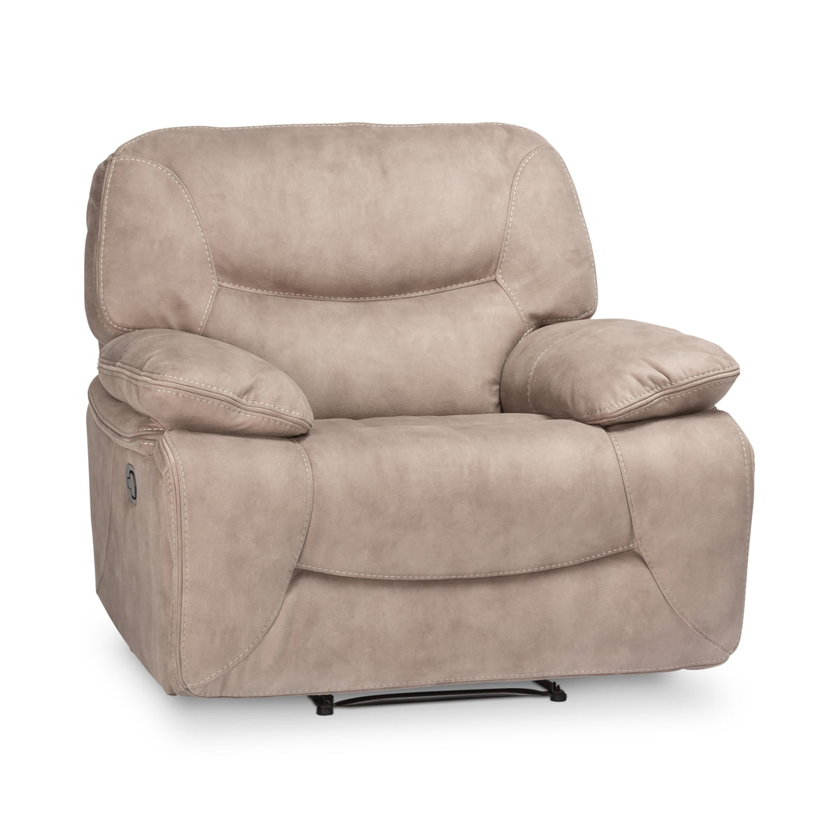 Dynamo Sultry Grey Armchair Recliner