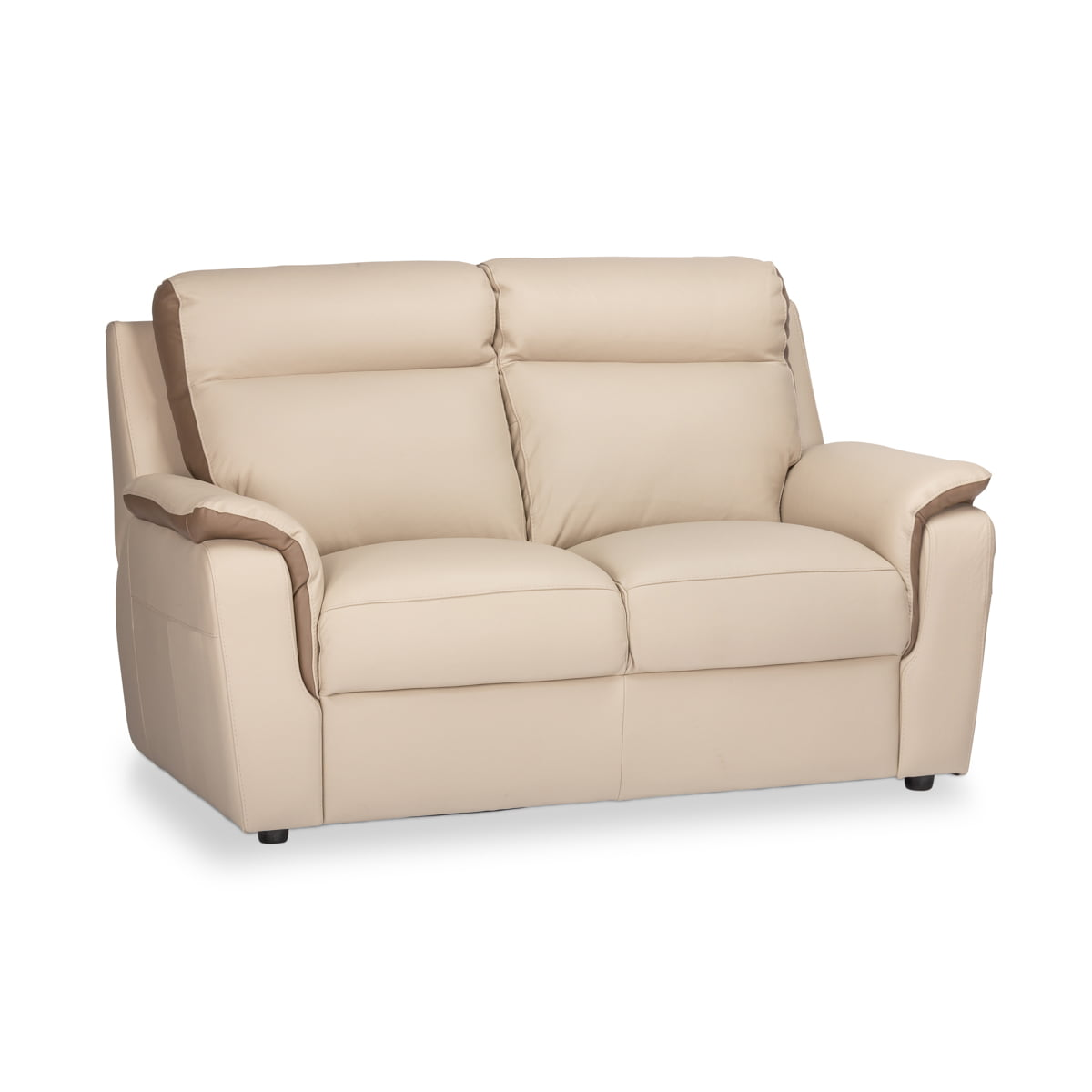 Donatella Leather 2 Seater