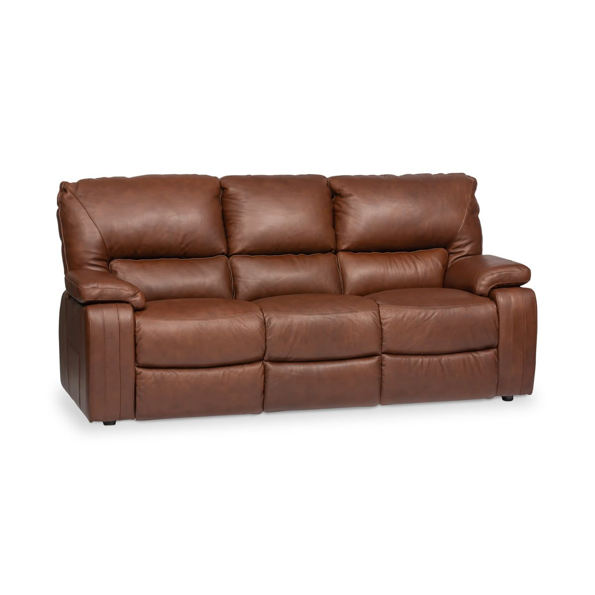 Amerigo Leather 3 Seater