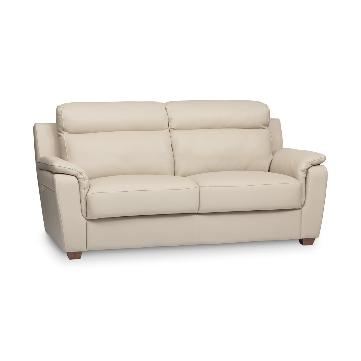 Empirio Leather 3 Seater Sofa