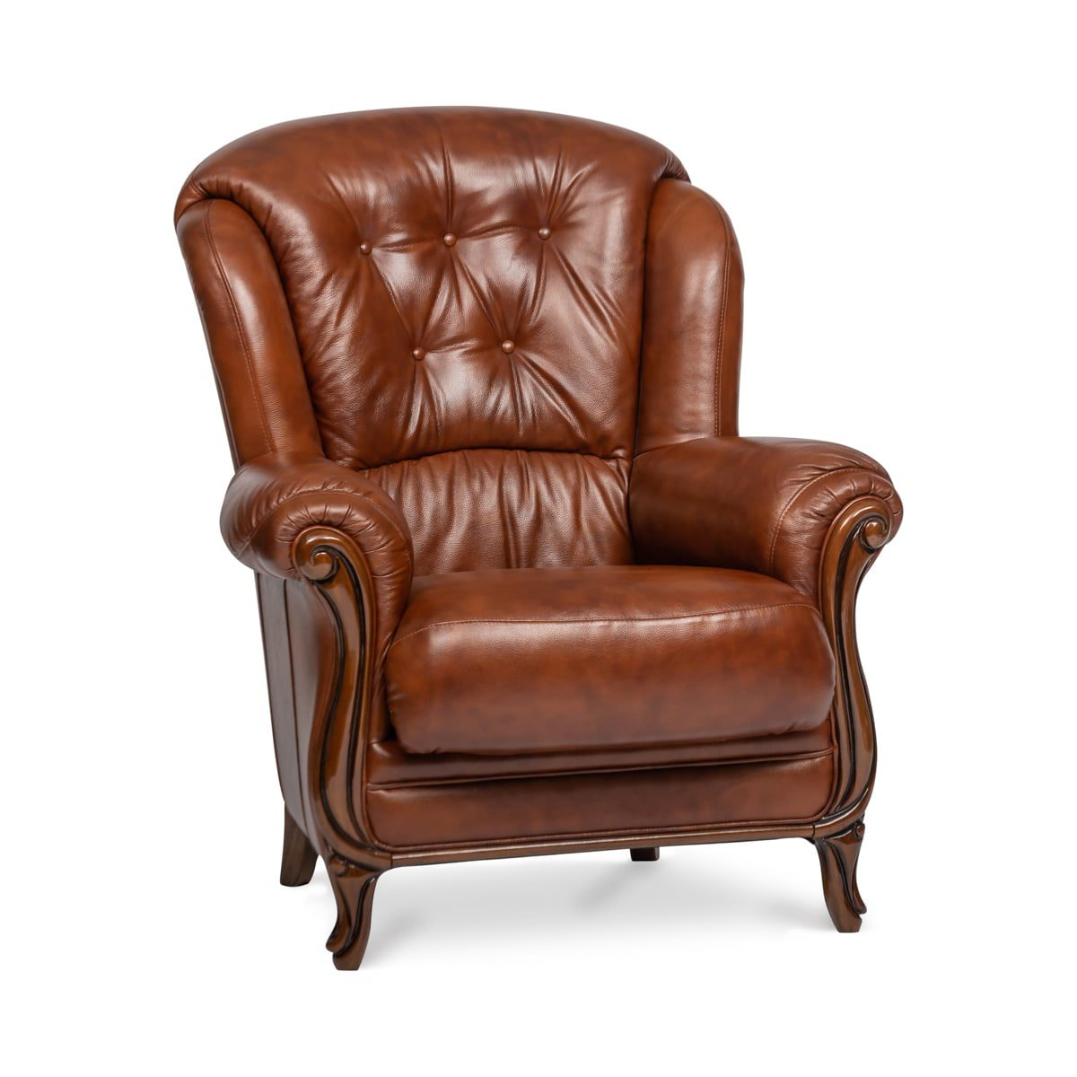 Terni Leather Armchair