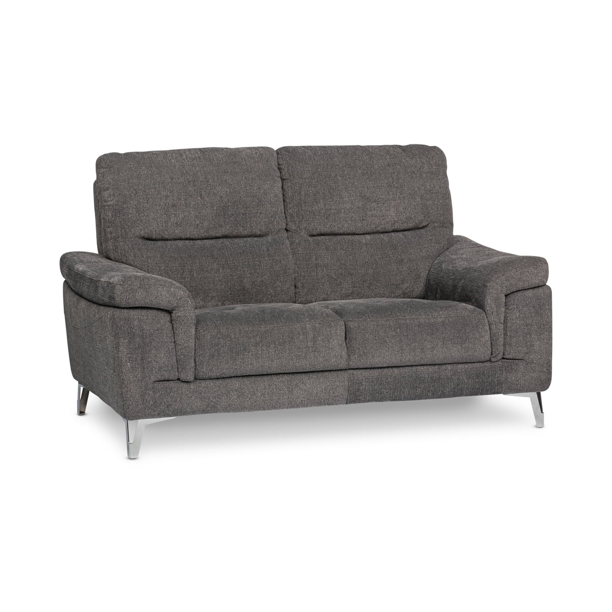 Henrietta Grey 2 Seater Sofa