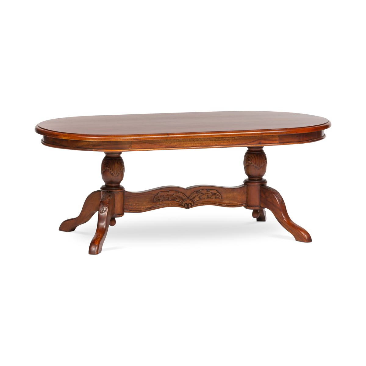 Clarence Oval Coffee Table