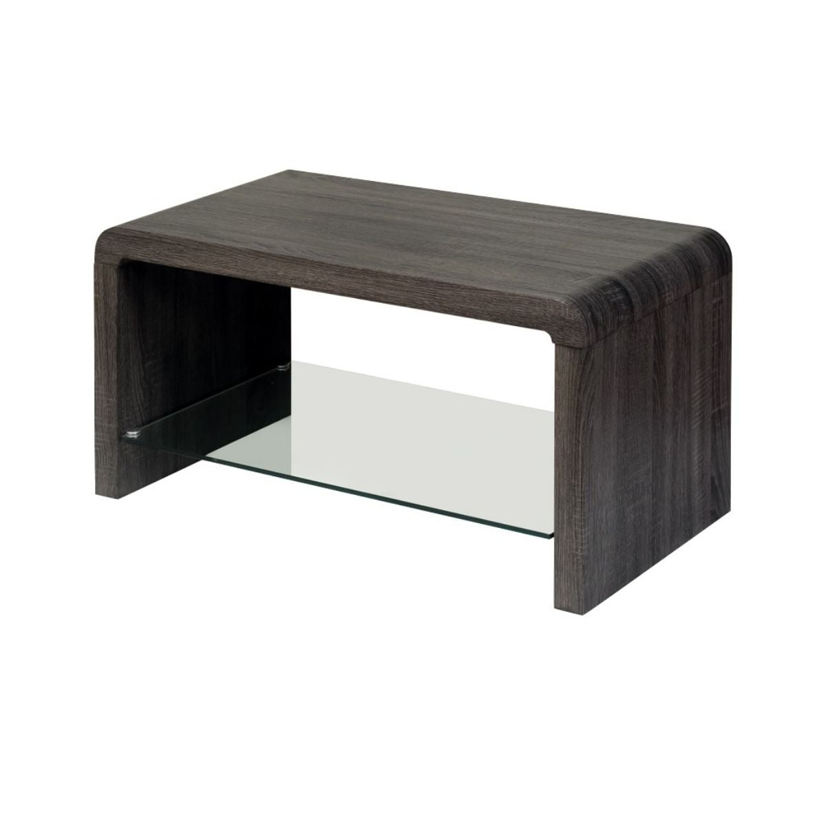Curved Edge Coffee Table