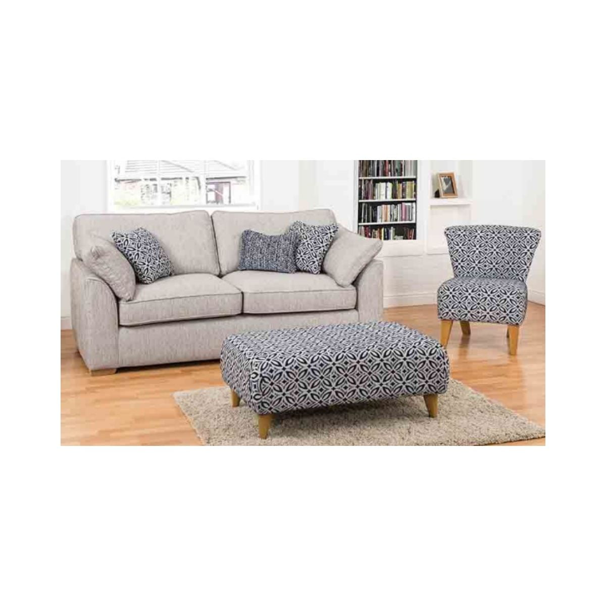 Loretta 3 Seater Sofa