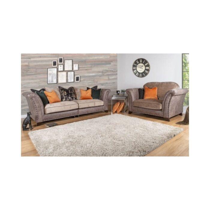 Watkins 2 Seater Fabric Sofa