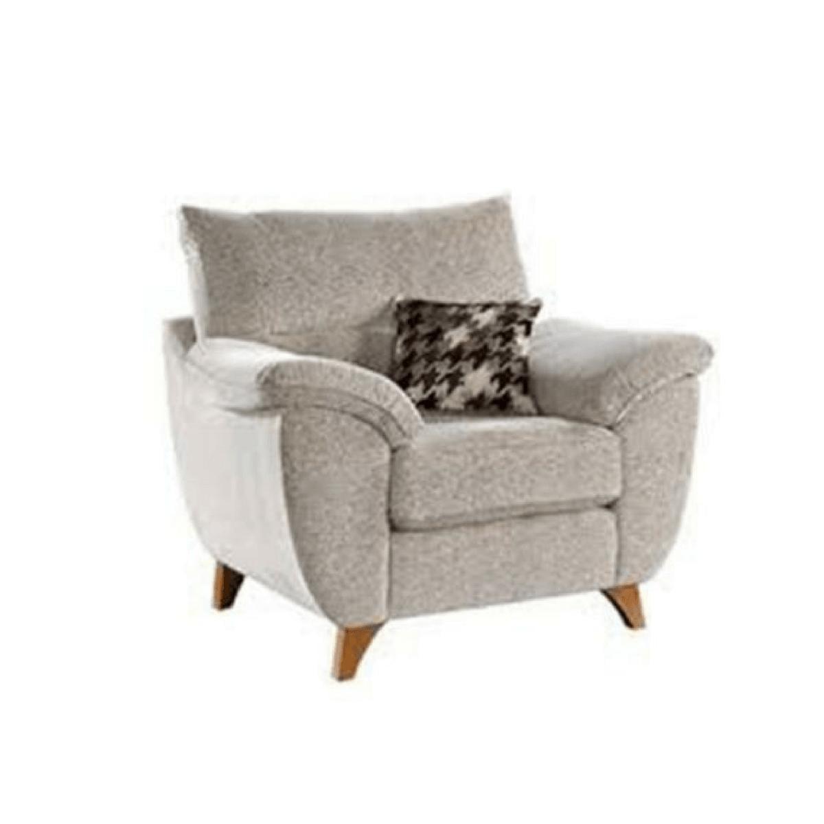 Bali Fabric Armchair