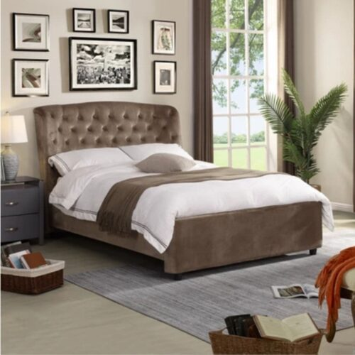 Florence Fabric Bed