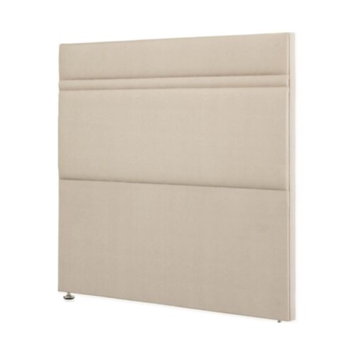 Simple Fabric Headboard