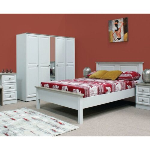 Light Grey Bed Frame