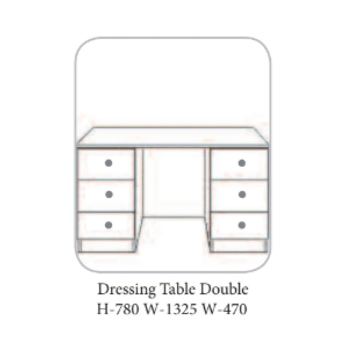 Bandon Dressing Table