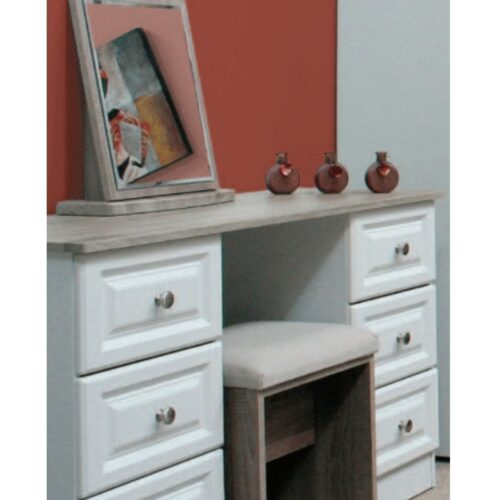 Modern Grey Dressing Table