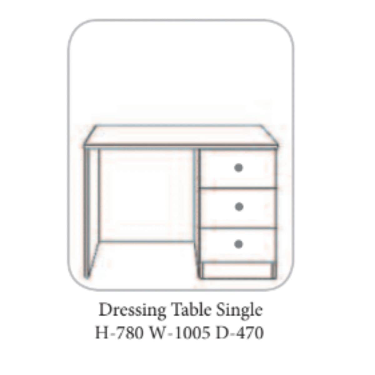 Gurteen Dressing Table
