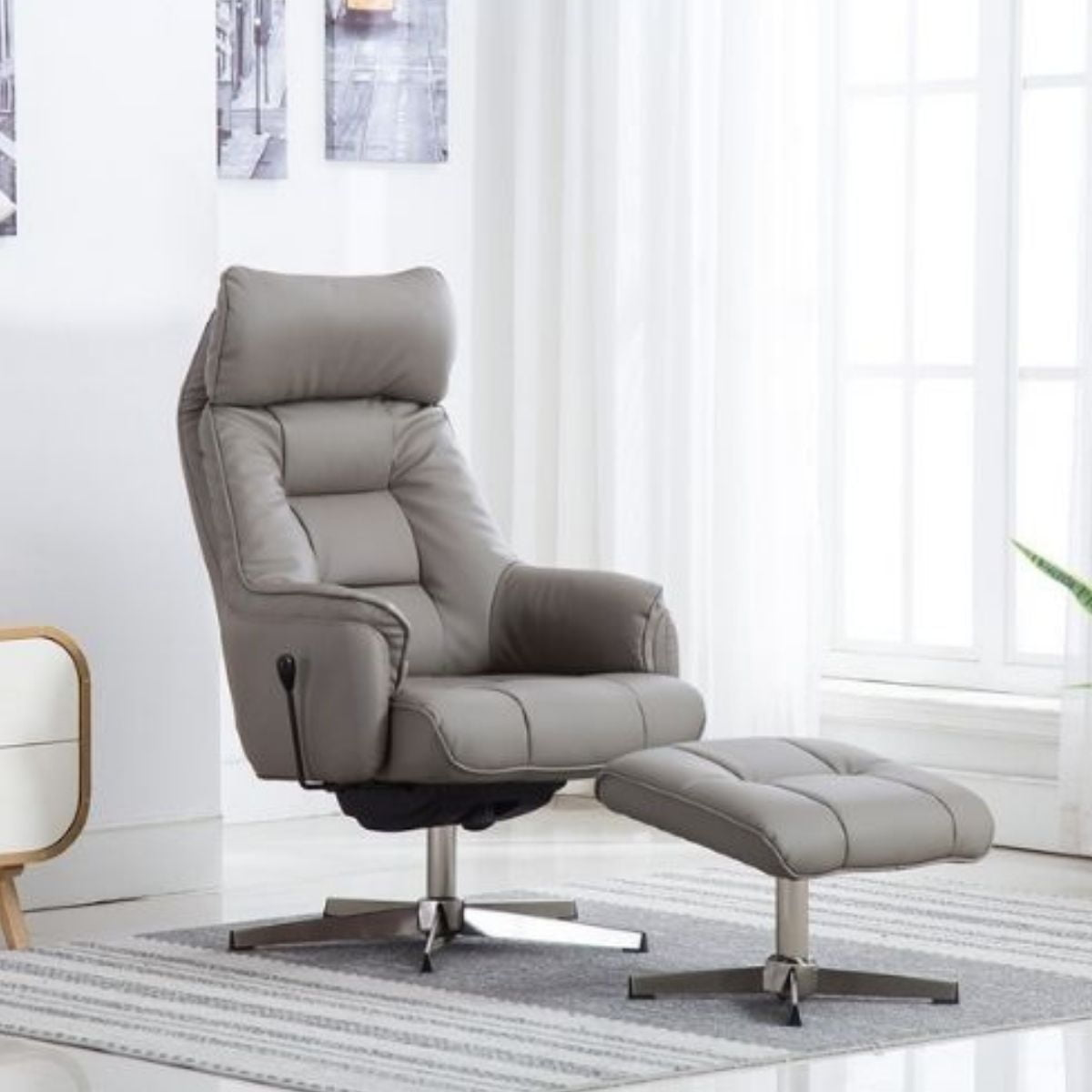 Adeline Swivel Chair
