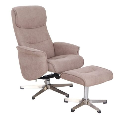 Rory Swivel Recliner Armchair