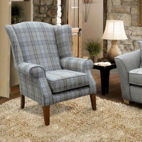 Duke Queen Ann Chair