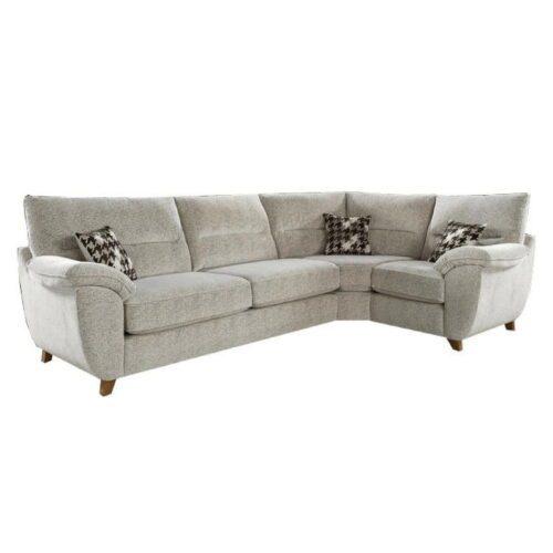 Bali Fabric Corner Sofa
