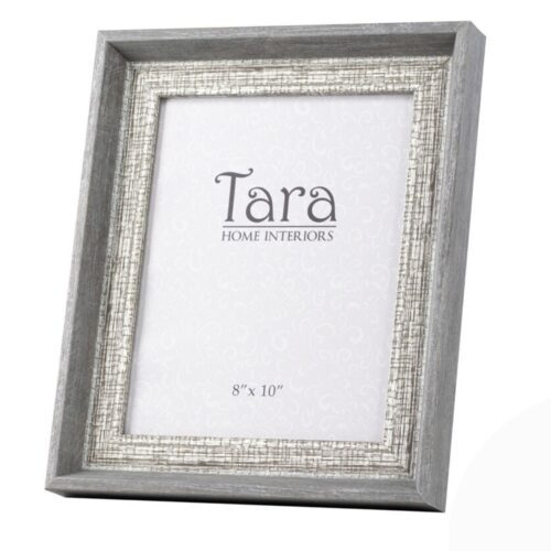 Abigail Grey Photo Frame 8x10