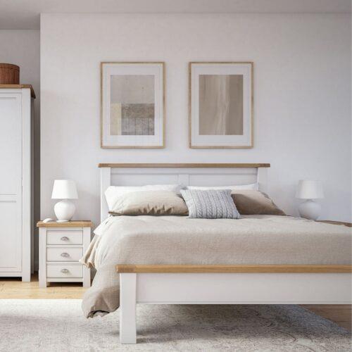 Almeria Bedside Table