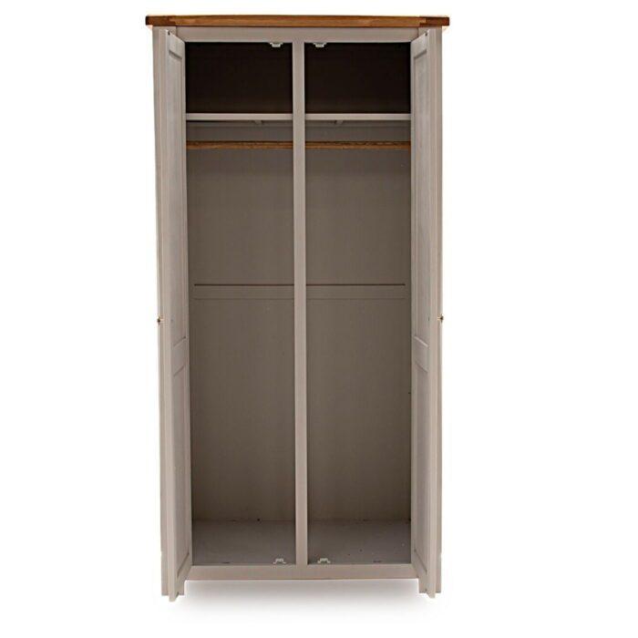 Freddy 2 Door 2 Drawer Wardrobe