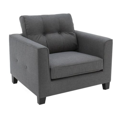grey-fabric-armchair
