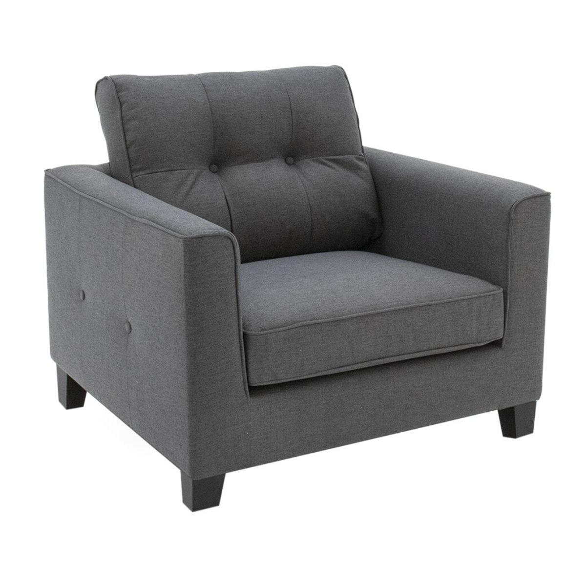 grey-fabric-armchair
