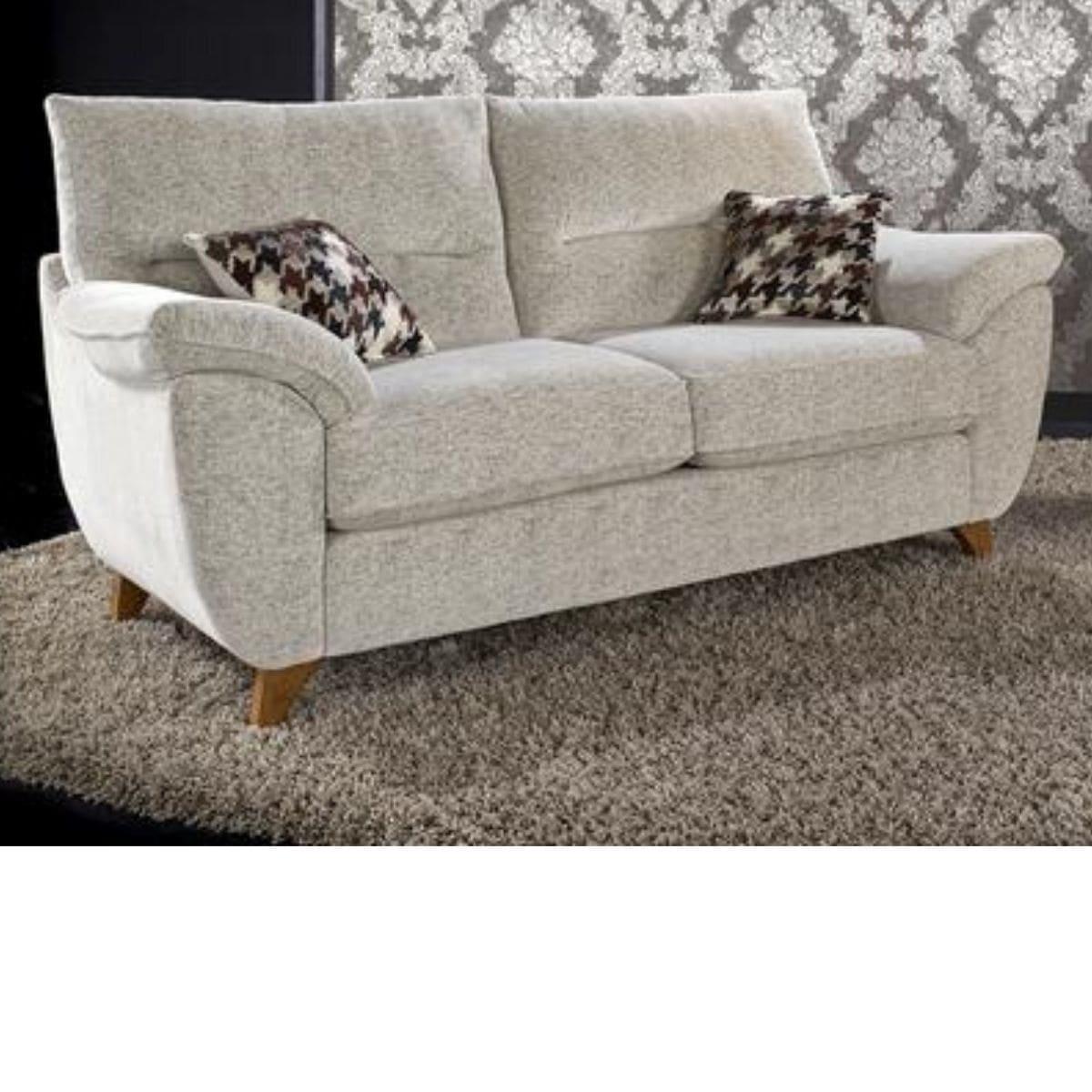 Bali 2 Seater Fabric Sofa