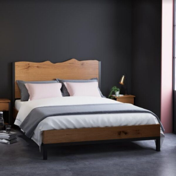 Heatherfield Bed Frame available at Corcoran's Furniture & Carpets