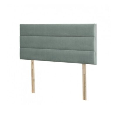 Emerald Fabric Headboard available at Corcoran's Furniture & Carpets