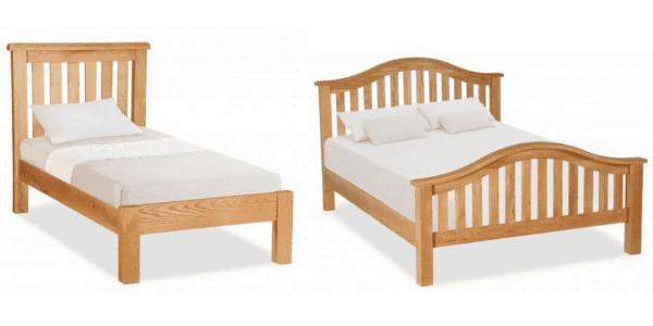 Sonia Beds available at Corcoran's Furniture & Carpets