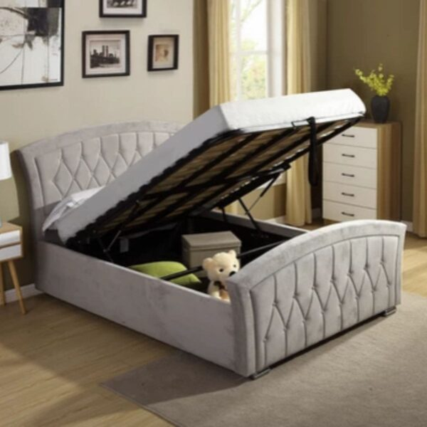 Kalie Bed available at Corcoran's Furniture & Carpets